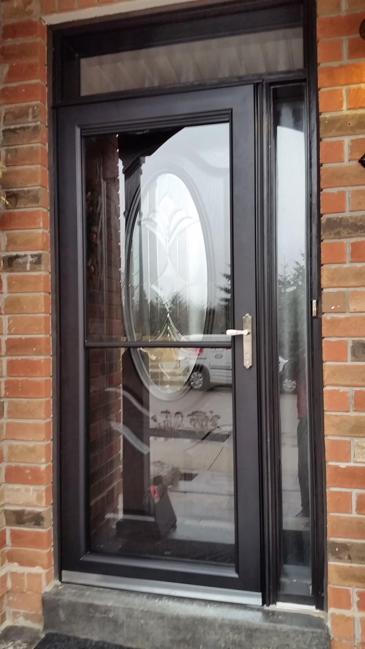 Enclosures Storm Doors