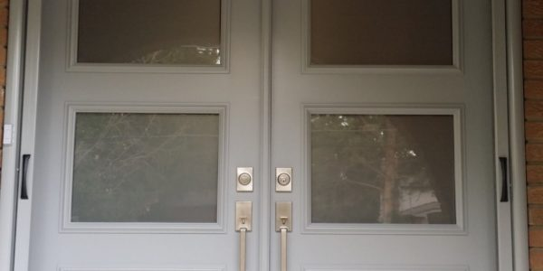Richmond Hill House Door Installer