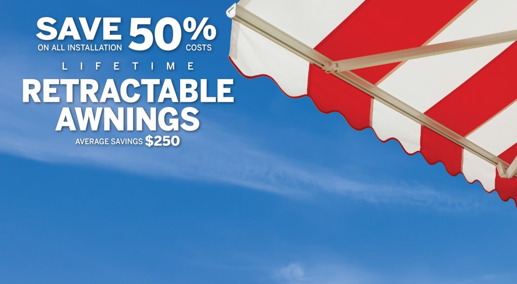 Lifestyle Fabric Awnings Installation Costs