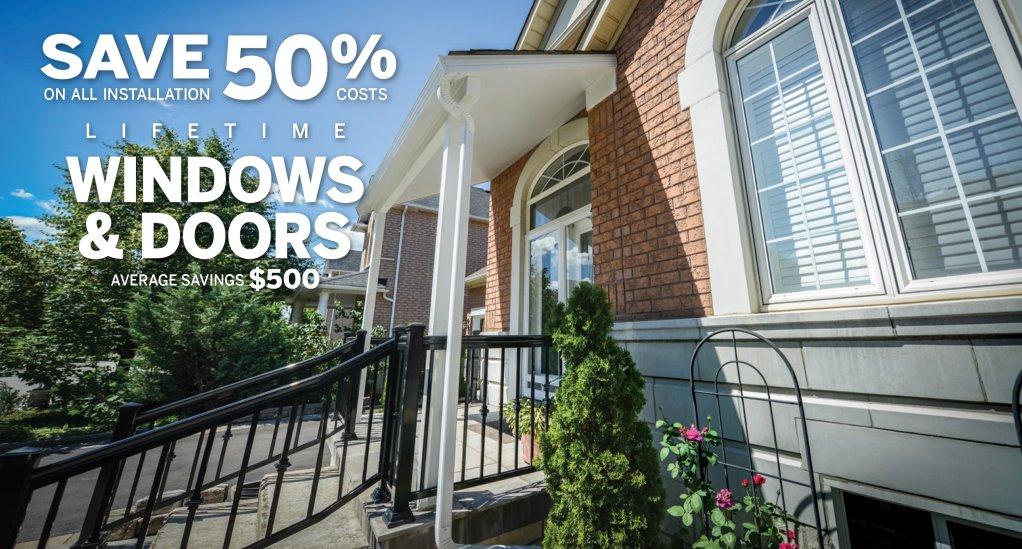 Lifestyle Windows Doors Installation Costs