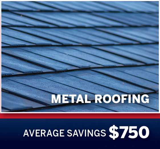 Roofing Savings