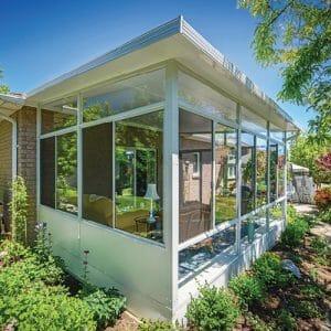 Oasis 3 Season Sunroom Lifestyle Home Products