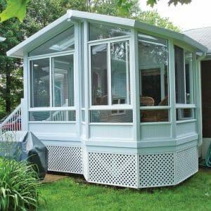 Oasis Plus 4 Season Sunroom Lifestyle Home Products