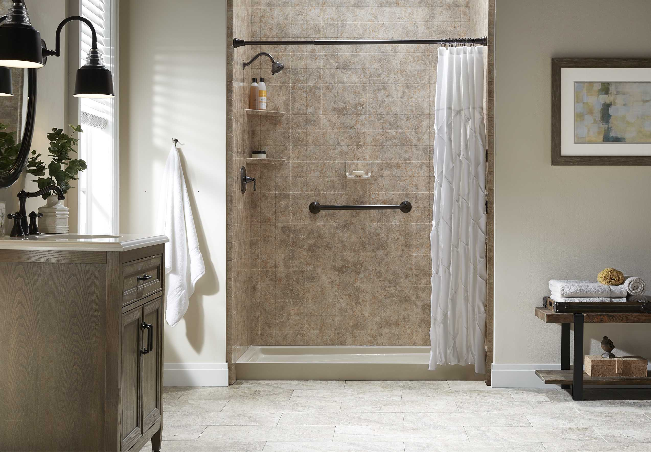 Bath & Shower Renovations -