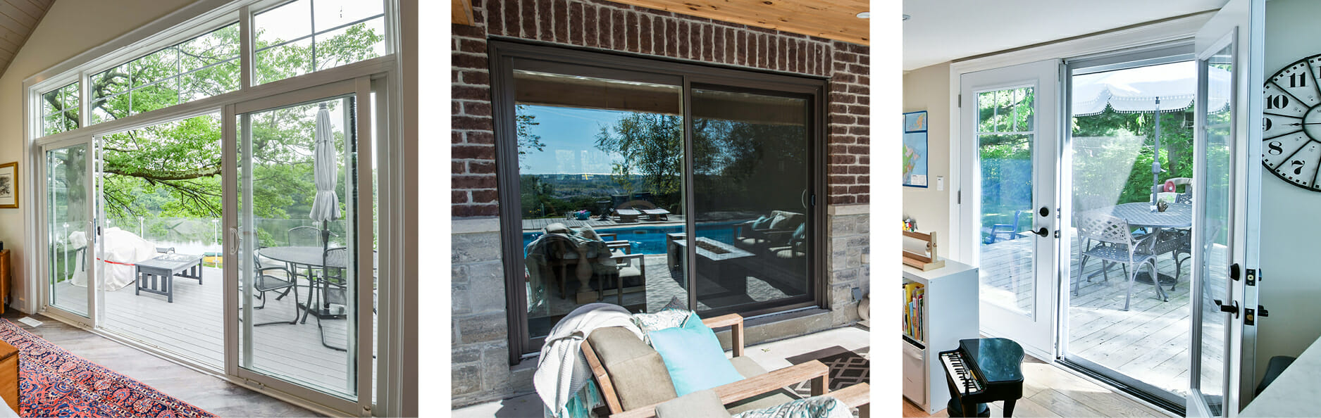 Patio & Sliding Doors - Lifestyle Home Products on