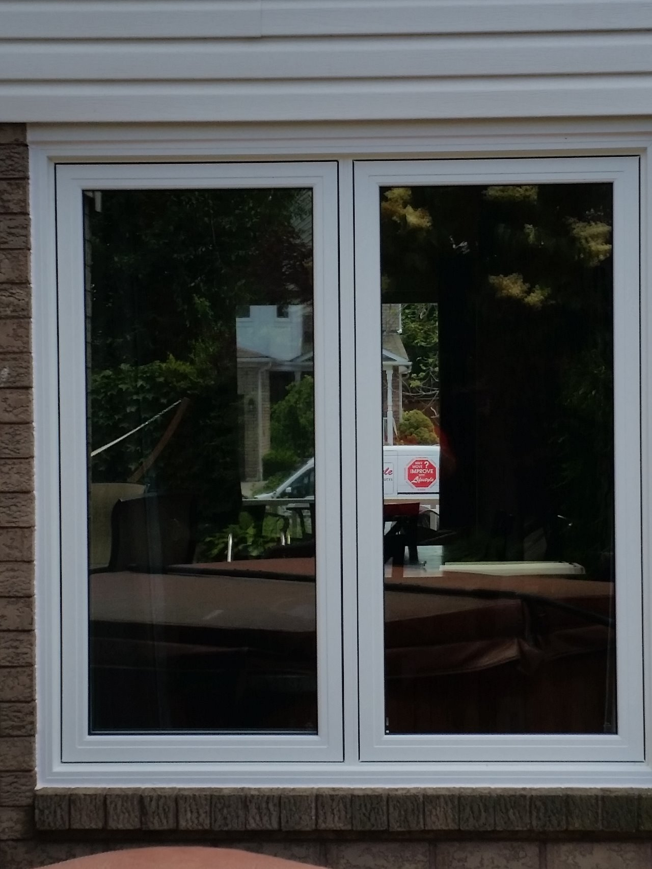 Windows highest rated energy efficient windows in ontario for Energy efficient replacement windows