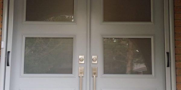 Richmond Hill House Door Installer