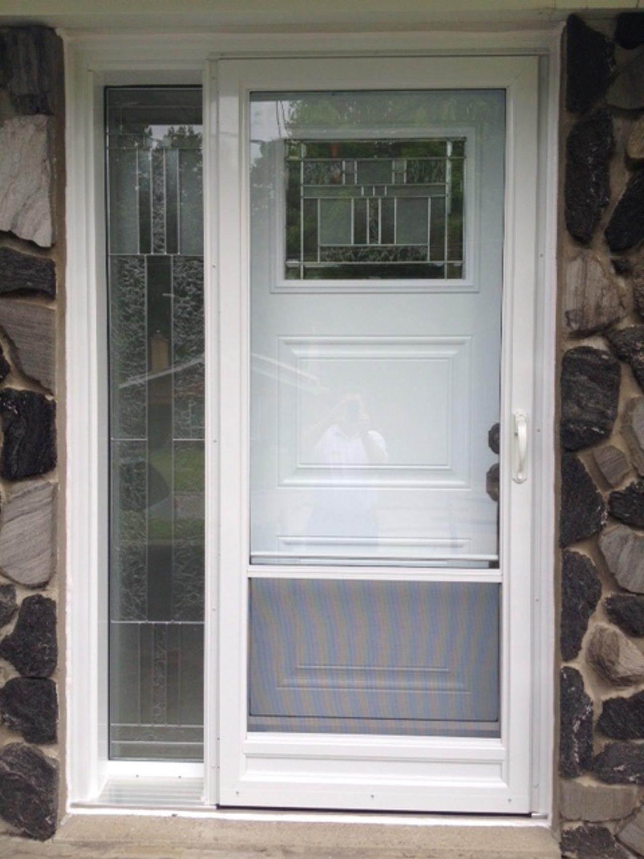 Storm Doors For Homes : Enclosures storm doors
