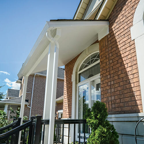 Wind Resistant Home Aluminum Awnings