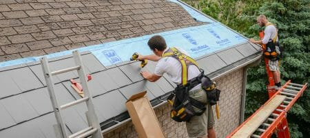 Green-Friendly Metal Roofing and Metal Roof Shingles