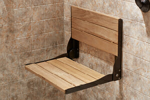 Chair insert for bathroom lifestyle home products