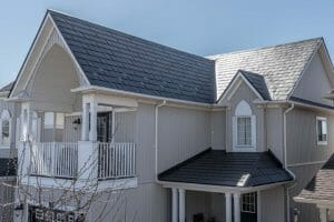 Brand New Metal Roof Installed by Lifestyle Home Products