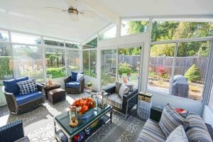Sunroom Installation by Lifestyle Home Products in Ajax Ontario