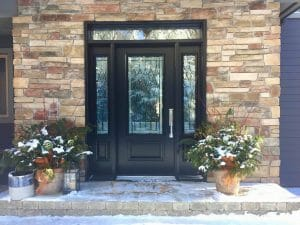 Door installation by Lifestyle Home Products