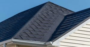 Metal Roofing beautifully installed by Lifestyle Home Products in Ajax Ontario Canada